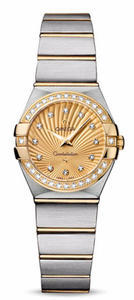OMEGA CONSTELLATION 123.25.24.60.58.001