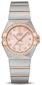 OMEGA CONSTELLATION PLUMA 123.25.27.20.57.004