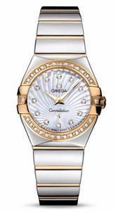 OMEGA CONSTELLATION 123.25.27.60.55.008