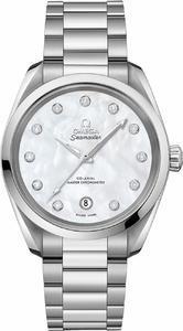 OMEGA Aqua Terra Master Chronometer Ladies' 38 mm 220.10.38.20.55.001