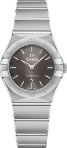Omega Constellation Manhattan Quartz 25 mm 131.10.25.60.06.001