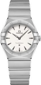 Omega Constellation Manhattan Quartz 28 mm 131.10.28.60.02.001