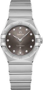 Omega Constellation Manhattan Quartz 28 mm 131.10.28.60.56.001