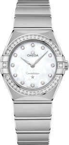 Omega Constellation Manhattan Quartz 28 mm 131.15.28.60.55.001