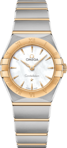 Omega Constellation Manhattan Quartz 25 mm 131.20.25.60.05.002
