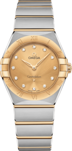 Omega Constellation Manhattan Quartz 28 mm 131.20.28.60.58.001