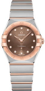 Omega Constellation Manhattan Quartz 28 mm 131.20.28.60.63.001