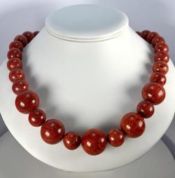 Korálový náhrdelník 221817