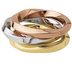 Calvin Klein prsteny 3v1 Exclusive KJ0KDR3001
