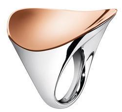 Calvin Klein prsten Undulate KJ1APR2002