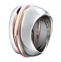 Calvin Klein prsteny 3v1 Island KJ95BR0201