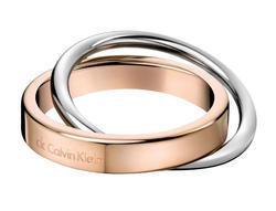 Calvin Klein prsten Coil KJ63BR0101