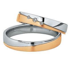 Snubní prsteny SN870060RW