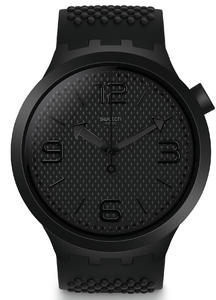 SWATCH hodinky SO27B100 BBBLACK BIG BOLD