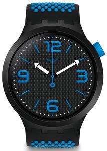 SWATCH hodinky SO27B101 BBBLUE BIG BOLD