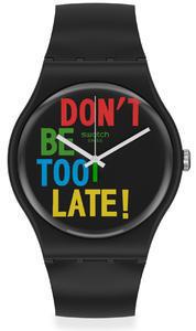 SWATCH hodinky SO29B100 TIMEFORTIME