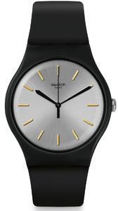 SWATCH hodinky SUOB173 BACKTOBLACK