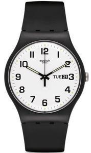 SWATCH hodinky SUOB705 TWICE AGAIN