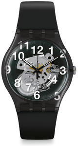 SWATCH hodinky SUOK135 BLACK BOARD