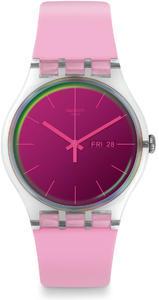 SWATCH hodinky SUOK710 POLAROSE