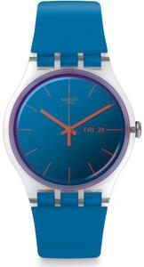 SWATCH hodinky SUOK711 POLABLUE