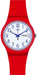 SWATCH hodinky SUOR707 RED ME UP