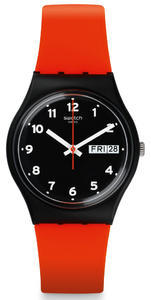 Swatch hodinky GB754 RED GRIN