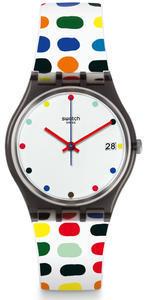 Swatch hodinky GM417 MILKOLOR