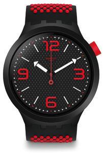 SWATCH hodinky SO27B102 BBBLOOD BIG BOLD