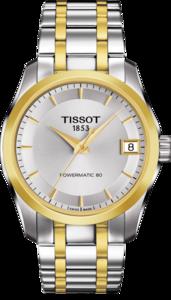 TISSOT COUTURIER POWERMATIC T035.207.22.031.00