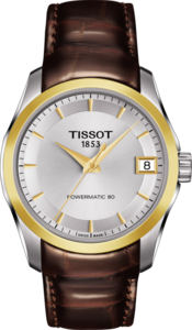 TISSOT COUTURIER POWERMATIC T035.207.26.031.00