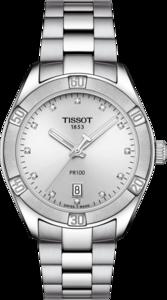 TISSOT PR 100 SPORT CHIC T101.910.11.036.00