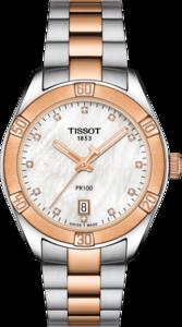 TISSOT PR 100 SPORT CHIC T101.910.22.116.00