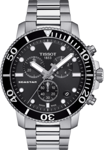 TISSOT SEASTAR 1000 CHRONO T120.417.11.051.00