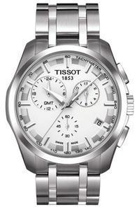 TISSOT COUTURIER GMT T035.439.11.031.00