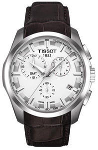 TISSOT COUTURIER GMT T035.439.16.031.00