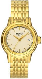 TISSOT CARSON T085.210.33.021.00