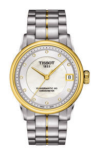 TISSOT LUXURY Automatic COSC T086.208.22.116.00