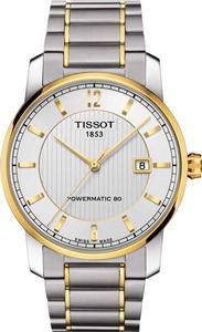 TISSOT TITANIUM Automatic T087.407.55.037.00