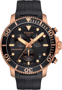 TISSOT SEASTAR 1000 CHRONO T120.417.37.051.00