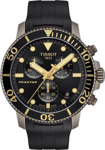 TISSOT SEASTAR 1000 CHRONO T120.417.37.051.01