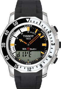 TISSOT T-TOUCH SEA T026.420.17.281.00