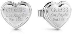Guess náušnice UBE28008 steel