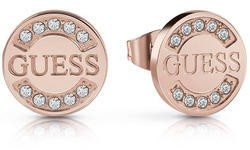 Guess náušnice UBE28030 steel