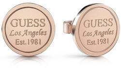 Guess náušnice UBE28036 steel