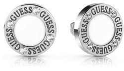 Guess náušnice UBE28084 steel