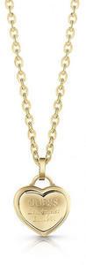 Guess náhrdleník UBN28012 steel