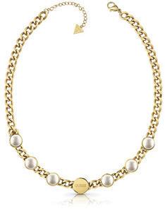 Guess náhrdelník UBN78042 steel