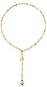 Guess náhrdelník UBN78044 steel