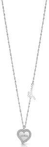 Guess náhrdelník UBN78068 steel